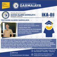 Testimoni Alumni (M Guntur Avarenza)